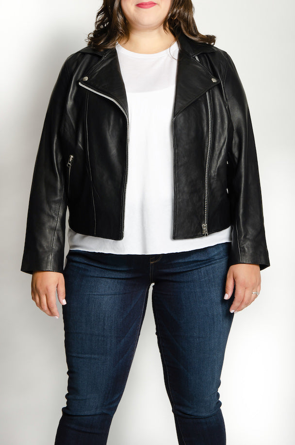 SALE: Lifetime Leather Jacket (Long)