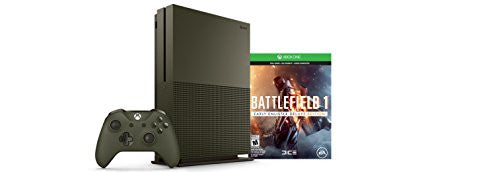 Spectra FPS - Xbox One S 1TB Console - Battlefield 1 Special Edition Bundle