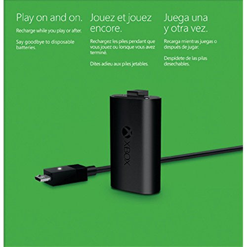 Spectra FPS - Xbox One Play and Charge Kit