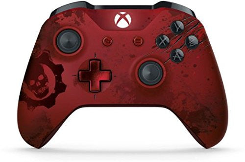 Spectra FPS - Xbox Wireless Controller - Gears of War 4 Crimson Omen Limited Edition