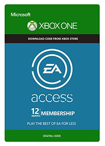Spectra FPS - EA Access 12 Month Subscription - Xbox One Digital Code