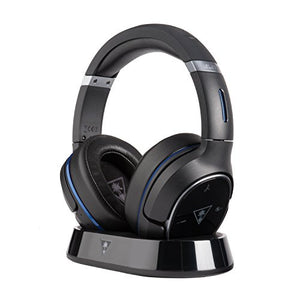 Spectra FPS - Turtle Beach Elite 800 Premium Wireless Surround Sound Noise Cancellation Gaming Headset for PS4 Pro/PS4/PS3, Black