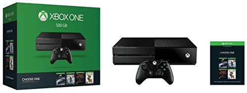 Spectra FPS - Xbox One 500GB Console - Name Your Game Bundle