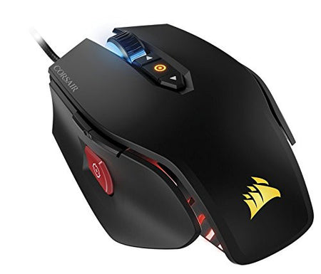 Spectra FPS - Corsair Gaming M65 Pro RGB FPS Gaming Mouse, Backlit RGB LED, 12000 DPI, Optical