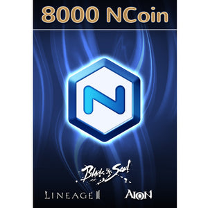 Spectra FPS - NCsoft NCoin 8000 [Online Game Code]