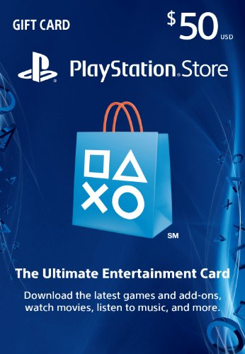 Spectra FPS - $50 PlayStation Store Gift Card - PS3/ PS4/ PS Vita [Digital Code]