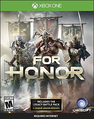 Spectra FPS - For Honor - Xbox One