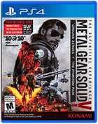 Metal Gear Solid V: The Definitive Experience - PlayStation 4 Standard Edition