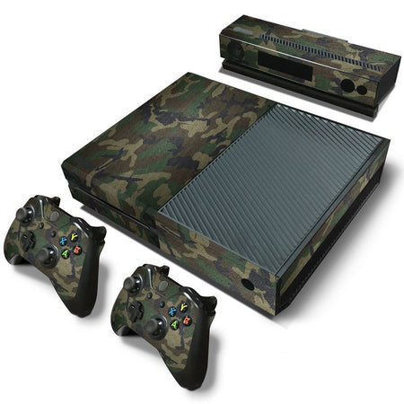 Spectra FPS - Xbox One Console Skin - Camouflage Console Skin Collection