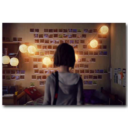 Spectra FPS - Life is Strange Art Silk Poster Print Collection