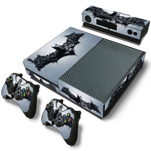 Xbox One Console Skin - Batman & Joker Collection
