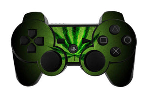 PS3 Controller Skin - Weed Collection