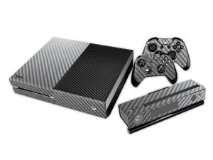 Xbox One Console Skin - Carbon Fiber Collection