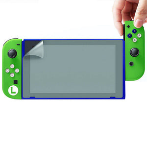 Spectra FPS - Anti-Fingerprint Extra Sensitive Touch Matte Screen Clear Protector Film For Nintendo Switch Screen