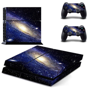 PS4 Console Skin - Galaxy Collection