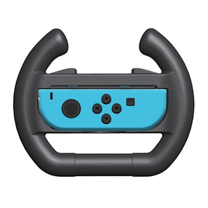 ABS Steering Wheel Handle for Nintendo Switch Joy-Con Controller (2 Pack)