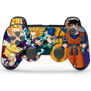 PS3 Slim Console Skin - Dragon Ball Z Collection