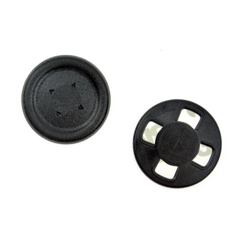 2 Pcs Flat Directional Removable D-Pad Buttons Caps For Sony Playstation Dualshock 4 Controller