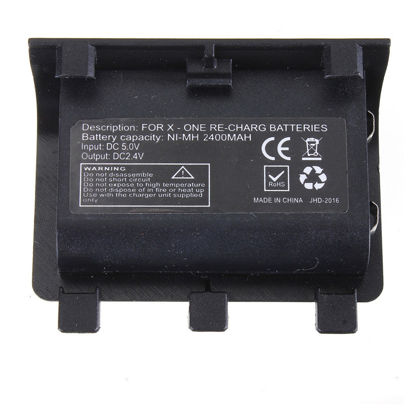Xbox One USB Rechargeable Battery 2400mAh