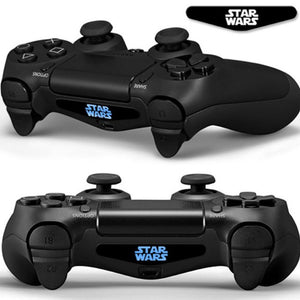 2Pcs Lightbar Decals for PS4 Dualshock Controllers