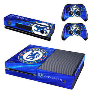 Xbox One Console Skin - Chelsea F.C. Collection