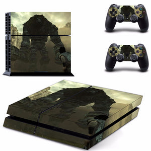 PS4 Console Skin - Shadow of the Colossus Collection