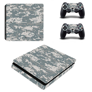 PS4 Console Skin - Camouflage Collection