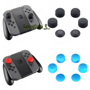 Nintendo Switch - 6Pcs Silicone Extended Length Thumb Grips