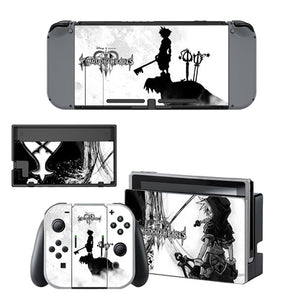 Nintendo Switch Skin - Kingdom Hearts Collection