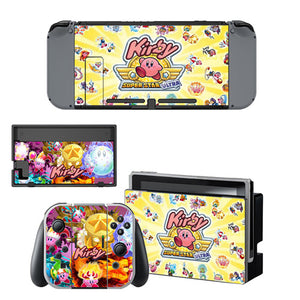 Nintendo Switch Skin - Kirby Collection