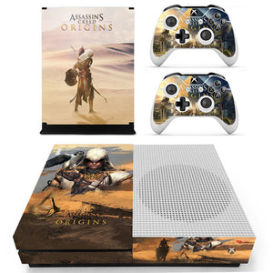 Xbox One S Console Skin - Assassin's Creed Collection