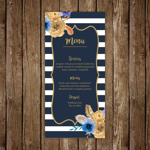 Royal Nautical Stationery Suite – Tagged \
