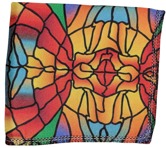 Unique Colorful Pocket Square