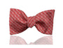Light Orange Men's Bow Tie, Pre Tied Bow Tie, Self Tie Bow Tie