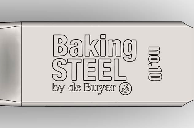Baking Steel no.10 Carbon Steel Pan (SHIPPING NOW)