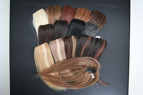 Snap 'n' Style Human Hair Extensions