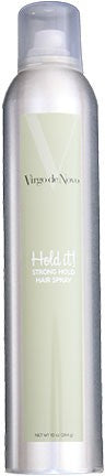 Virgo de Novo Hold It! Strong Hold Hair Spray 10oz