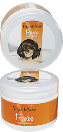 Virgo de Novo Revive Hair Masque - 8 oz.