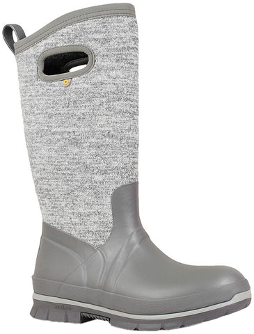 Bogs Womens Crandall Tall Knit Winter Boots