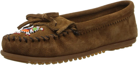 Minnetonka womens Me to We Maasai Mocs