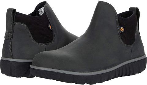 BOGS Men's Clacssic Casual Chelsea Rain Shoe