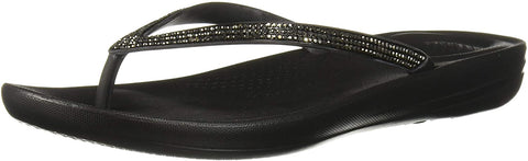 FitFlop Women's Iqushion Sparkle Flip-Flop