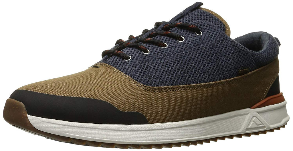Reef Mens 13 Navy Brown