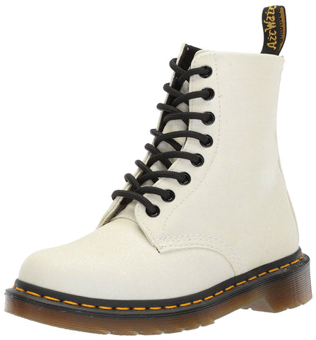 Dr. Martens Women's Pascal Aurora Glitter Fashion Boot