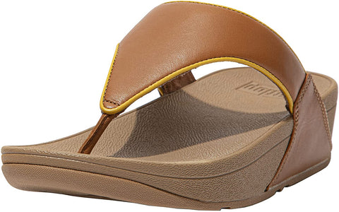 FitFlop Women's Lulu Pop Binding Toe-Post Sandal