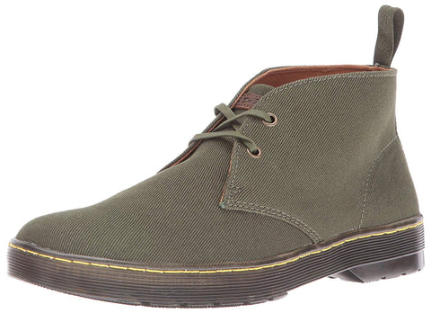 Dr. Martens Men's Mayport Chukka Boot, Forest, 7 UK/8 M US
