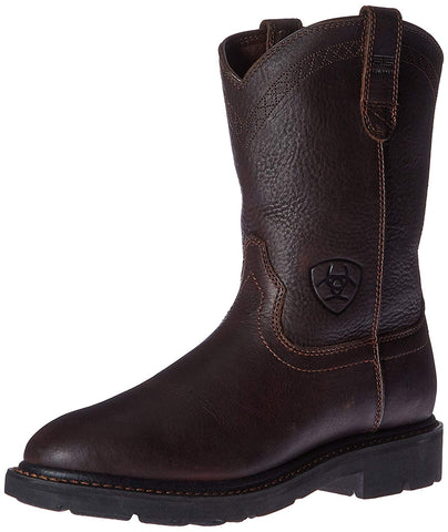 Ariat Men's Sierra Cowboy Work Boot Round Toe - 10002429