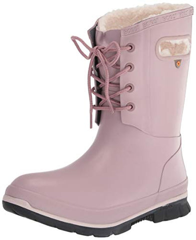 BOGS Womens Amanda Plush Insulated Rain Boot