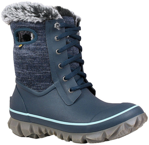 Bogs Womens Arcata Knit Winter Boots