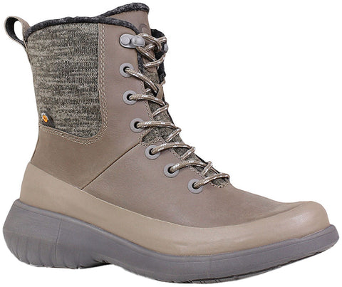 Bogs Womens Freedom Lace Waterproof Boots